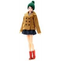 1113301 Petworks Momoko CCS Doll 13AW Autumnal tints Yellow Leaf