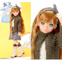 Petworks CCSgirl 16AN Ruruko Honey Doll (Pure Neemo Full Flection XS) PRE-ORDER