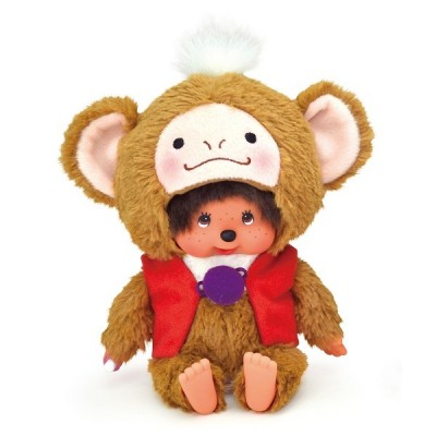 Monchhichi S Size Plush Year of the Monkey 201600
