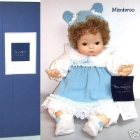 207400 Koichi Sekiguchi Collection Baby Blanche Limited Doll
