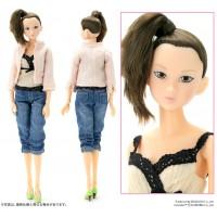 217650 Sekiguchi Momoko Girl Doll Smart Tweed ***SPECIAL SALES**