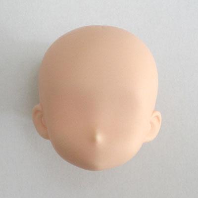 21HD-F01N Obitsu 21cm 23cm Female Doll Head - 01 Natural