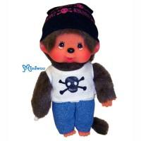Sekiguchi Monchhichi S Size Dressed Skull Tee Boy 222500
