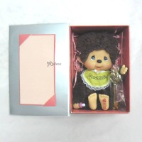 Monchhichi 40th Anniversary M MCC Box Set Poodle Boa Boy 232180