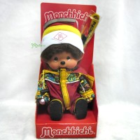 Monchhichi S Size Winter Sports Skier MCC Boy 232570