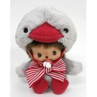 Monchhichi Baby Bebichhichi BBCC Animal Ugly Duck 233270