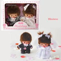 Monchhichi BBCC Bebichhichi Wedding Boy & Girl 234090