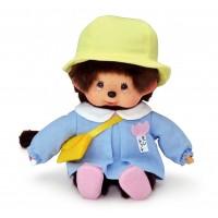 Monchhichi S Size 20cm MCC Kindergarten Girl 235773