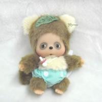 236630 Sekiguchi Baby Bebichhichi ~ 13cm Baby Raccoon