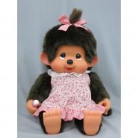 Monchhichi XL Super Soft Head Sitting MCC Flower Dress 241439