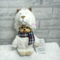 241500 Sekiguchi Monchhichi S Size Plush Sheep MCC Alpaca Boy