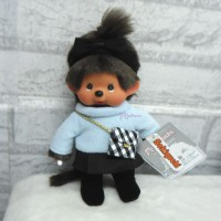Monchhichi S Size Tokyo Fashion Date Style MCC with Shoes 242689