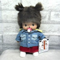Bebichhichi M Size BBCC Light Blue Denim Jacket Girl 242818