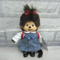 Monchhichi S Size Plush MCC School Uniform Girl 243297