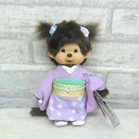Monchhichi S Size Plush Snow Flake Kimono MCC Girl 256280