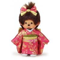 Monchhichi S Size MCC 20cm Gala Kimono Girl 256334