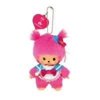 Monchhichi Baby Bebichhichi Tokyo Kawaii JOL x BBCC Pink 258574
