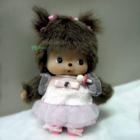 Bebichhichi Sekiguchi Monchhichi Baby BBCC Ballerina Girl 259040