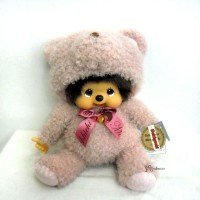 Monchhichi L Size MCC Softy Head Teddy Bear 259090