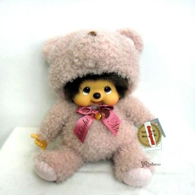 Monchhichi L Size MCC Softy Head Teddy Bear 259090