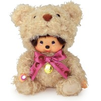 259100 Sekiguchi Monchhichi S Size Bean Bag Plush MCC Teddy Bear