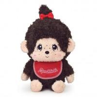 Monchhichi Plush 28cm MCC Puffy Fluffy Girl 259694