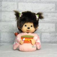 Monchhichi S Size Bean Bag Sakura MCC Girl 259861