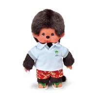 Monchhichi S Size Plush MCC Happy Sunny Boy 260072