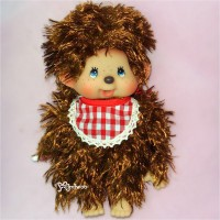 Monchhichi Mokomoko Plush Doll MCC S Size Boy 293750