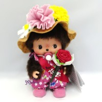 Bebichhichi Taiwan Limited Plush BBCC Flower Expo Girl 700970