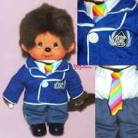 Sekiguchi Monchhichi S Size MCC Japan Limited Cool Boy 828900