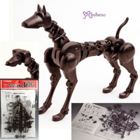 ANDG-KT01T01 Obitsu the DOG Body Assembly Kit 1/6 Figure Brown