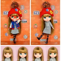 CWC Limited Neo Blythe Varsity Dean Sporty Girl Doll 856719