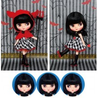 "Middie Blythe CWC Limited 8"" Girl Doll - Cute Little Dee 856757"