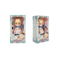 "CWC Limited Doll 9"" Middie Blythe Pebble Cakes & Shrinking Alice Girl Doll 899372"