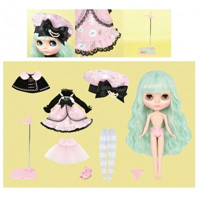 "Blythe CWC Limited Doll 12"" Neo Blythe Cream Cheese & Jam 973966"