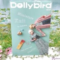 Dollybird Vol.27 Dollfie Dolly Bjd Doll Book DIY Sewing Magazine 616940