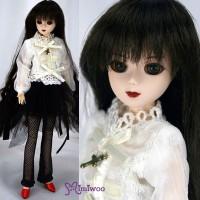 DL-GRETEL Obitsu 1/6 25cm Gretel Head Girl dollfie Finished Doll