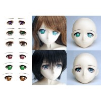 ED3-C Obitsu Super Dollfie SD DD 1/3 Doll Eye Decal Sticker C