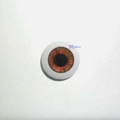 GF16A01M 1/4 Bjd Doll Acrylic Eye 16mm - Brown