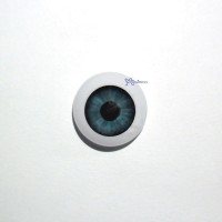 GF10A02M 1/6 Dollfie Pocket Fairy Acrylic Eye 10mm - Dark Blue
