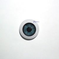 GF14A02M Yo-SD Luts Cutie Girl Doll Acrylic Eye 14mm Dark Blue