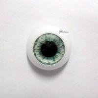 GF14R06 Yo-SD Luts Cutie Girl Doll Acrylic Eye 14mm Green