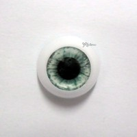 GF16R06 MSD DOD Mini Super Dollfie Acrylic Eye 16mm - Lt. Green