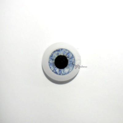 GF08R08 1/6 Bjd Doll Acrylic Eye 8mm - Lt. Blue
