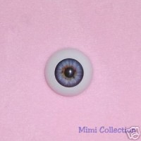 GF20SC07 Super Dollfie Luts Hujoo SD Acrylic Eye 20mm - Purple