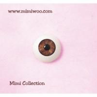 GF20A01M Super Dollfie Luts Obitsu SD Hujoo Eye 20mm Brown