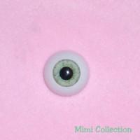 GF18R06 Super Dollfie Luts Obitsu SD DD Eye 18mm - Lt. Green