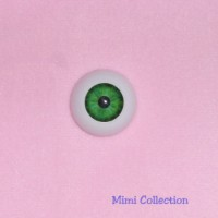 GF22A03M Super Dollfie Pullip Luts Obitsu SD Eye 22mm - D Green