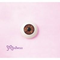 GF22A01M Super Dollfie Pullip Luts Obitsu SD Eye 22mm - Brown